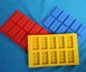 Silicone LEGO like BLOCKS chocolate / ice / jelly mould