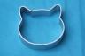 CAT HEAD cookie cutter - metal
