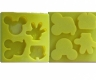 Silicone MICKEY MOUSE chocolate / ice / jelly mould