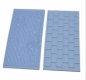 Brick & Wood Embosser / Imprint Mat - Set of 2