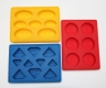 Silicone Ice Mould / Chocolate Mould - SUPERHEROES Set of 3