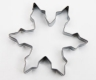 CHRISTMAS Cookie Cutter / Sandwich Cutter SNOWFLAKE - LARGE