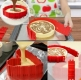 BAKE SNAKE Cake Tin Cake Collar  ** (ALMOST)  UNLIMITED POSSIBILITIES **